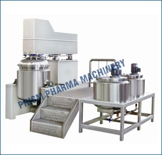 Ointment/ Cream/ Tooth Paste/ Gel Manufacturing Plant