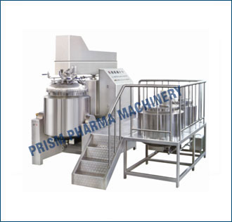Ointment/ Cream/ Tooth Paste Manufacturing Plant
